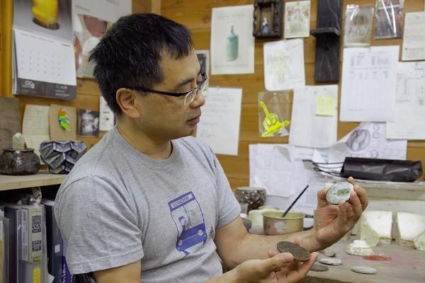 益子の原土を継ぐ 鈴木稔さん